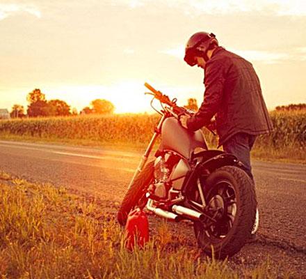 remorquage moto
